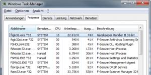 Task-Manager mit Gatekeeper-Prozess